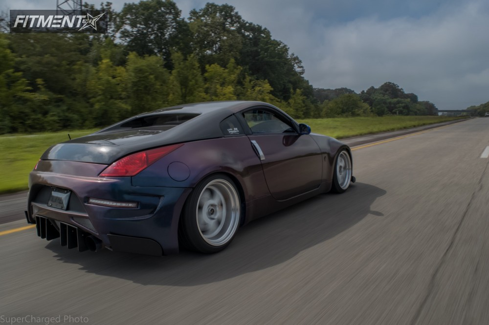 2003 Nissan 350z Jnc Jnc017 Bc Racing Coilovers | Fitment