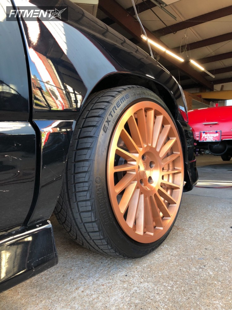 2001 Subaru Forester Rotiform Ind T Tein Coilovers Fitment Industries