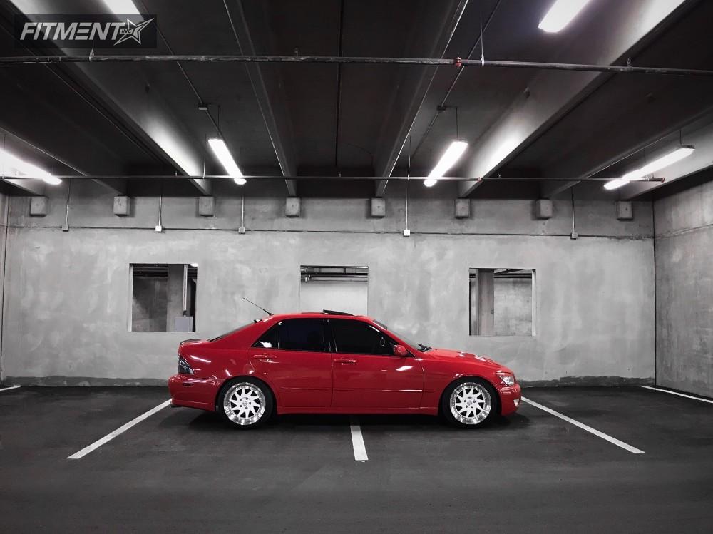 2002 Lexus Is300 Esr Sr09 Megan Racing Lowering Springs