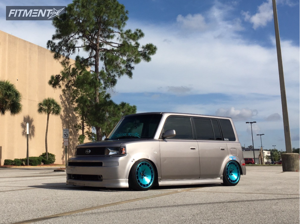 2005 Scion Xb Klutch Km16 Bc Racing Coilovers