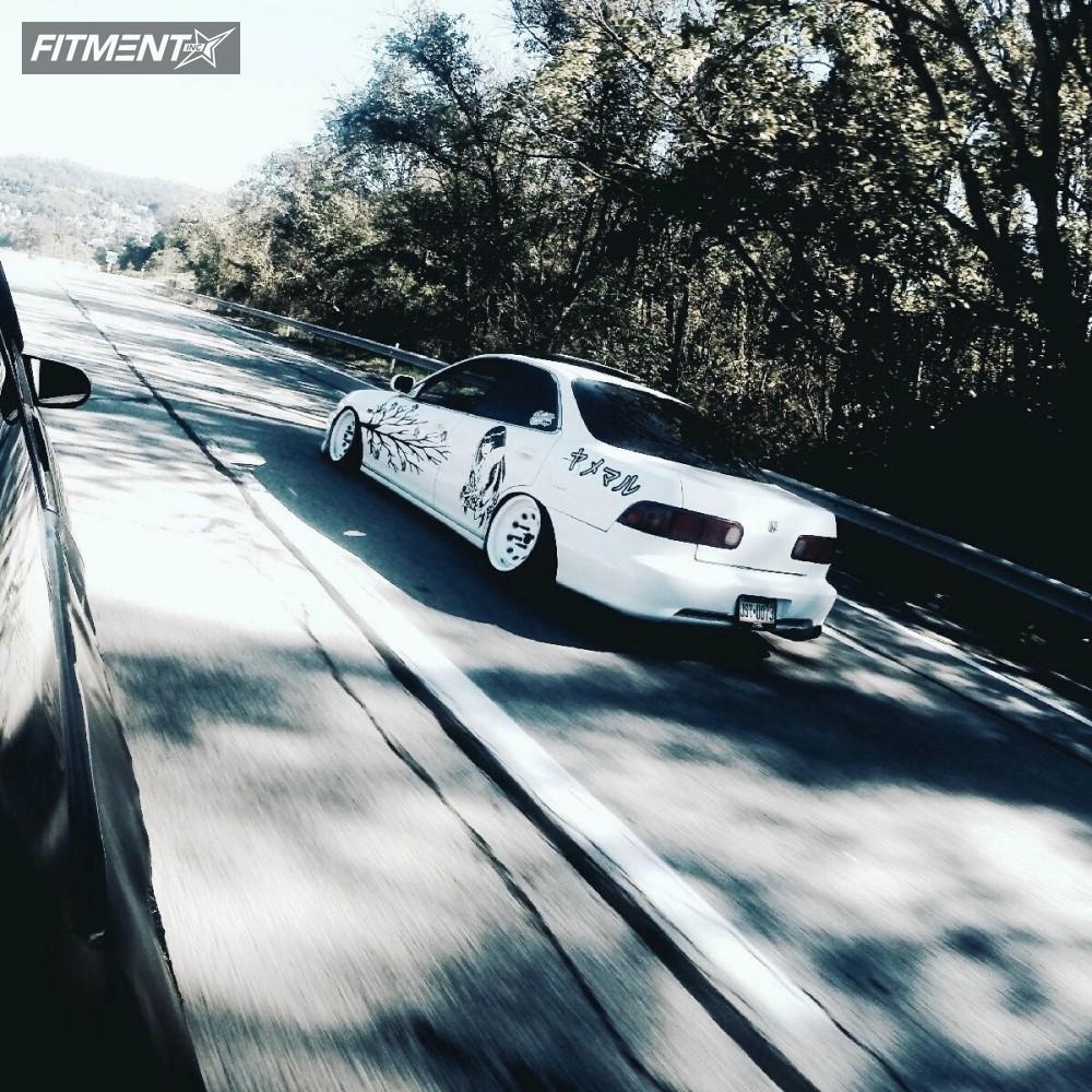 2000 Acura Integra Diamond Racing Steelies K Sport Coilovers