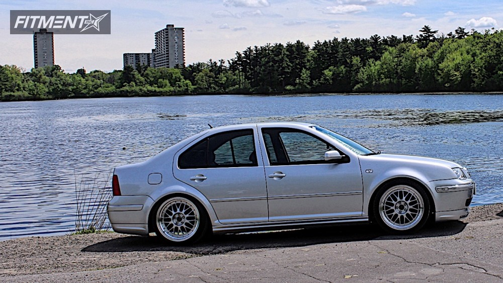 2004 Volkswagen Jetta Alzor 881 Raceland Coilovers
