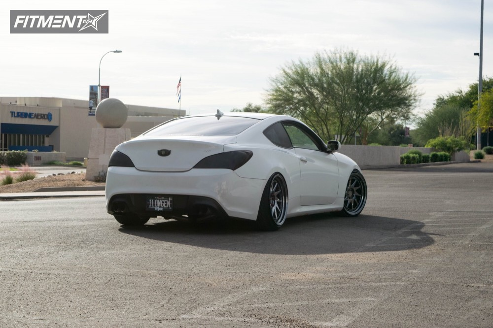 2011 Hyundai Genesis Coupe Zedd Slt K Sport Coilovers