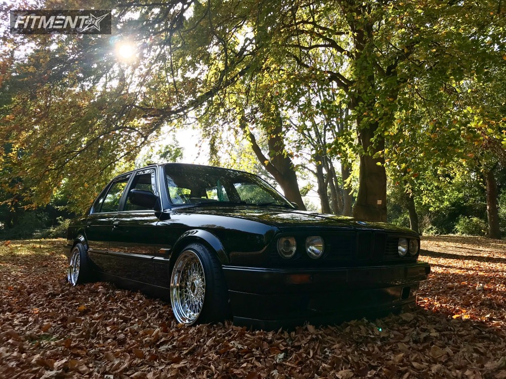 1989 Bmw 318i Bbs Rs Tieftech Lowering Springs