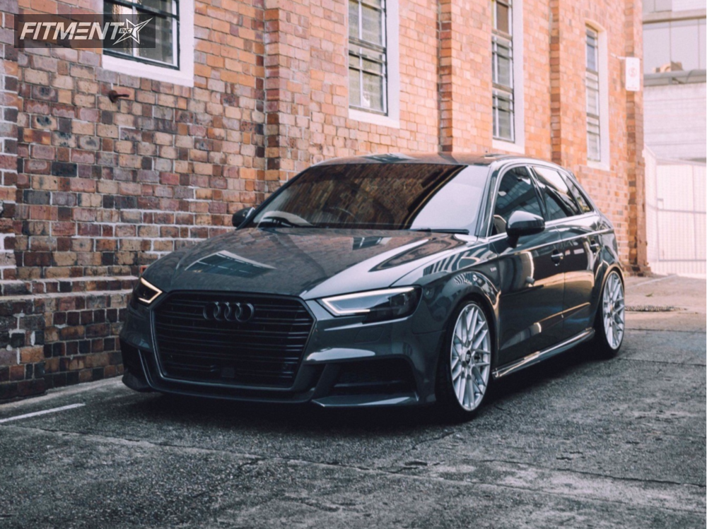 2017 Audi A3 Rotiform Rse Ghecko Street Coilovers