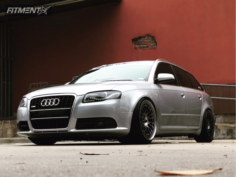 2008 audi rs4 wheel offset 15