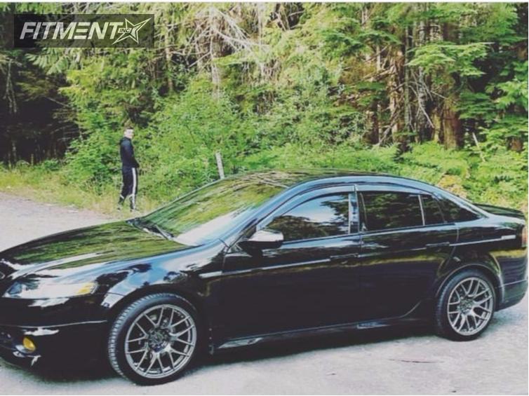 2007 Acura Tl Xxr 530 Stock Stock | Fitment Industries