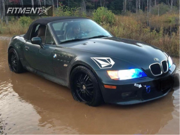 2000 Bmw Z3 Axis Bc Racing Coilovers Fitment Industries