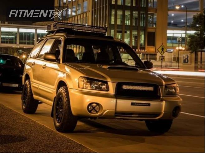 Subaru Forester 4x4 Car Reviews 2018