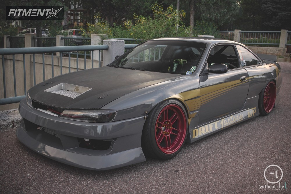 1998 Nissan 240sx Mst Suzuka Bc Racing Coilovers | Fitment Industries