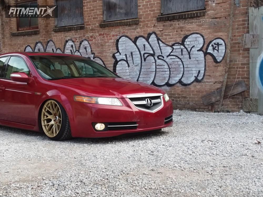 Acura Tl Xxr Tein Coilovers - Acura tl gold rims