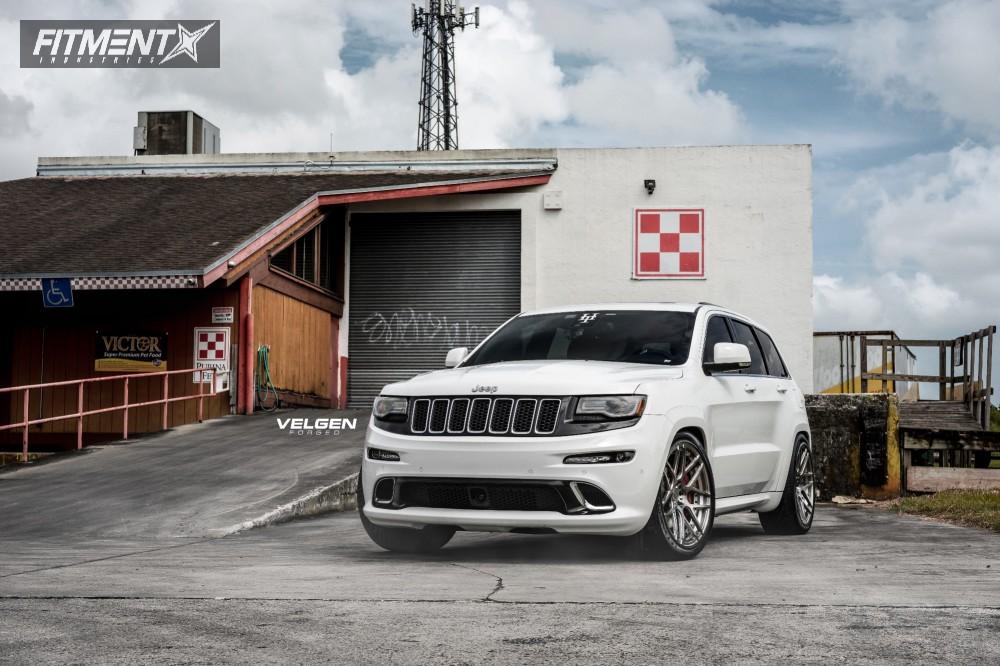 2016 Jeep Grand Cherokee Velgen Vfdb7 Eibach Lowering ...