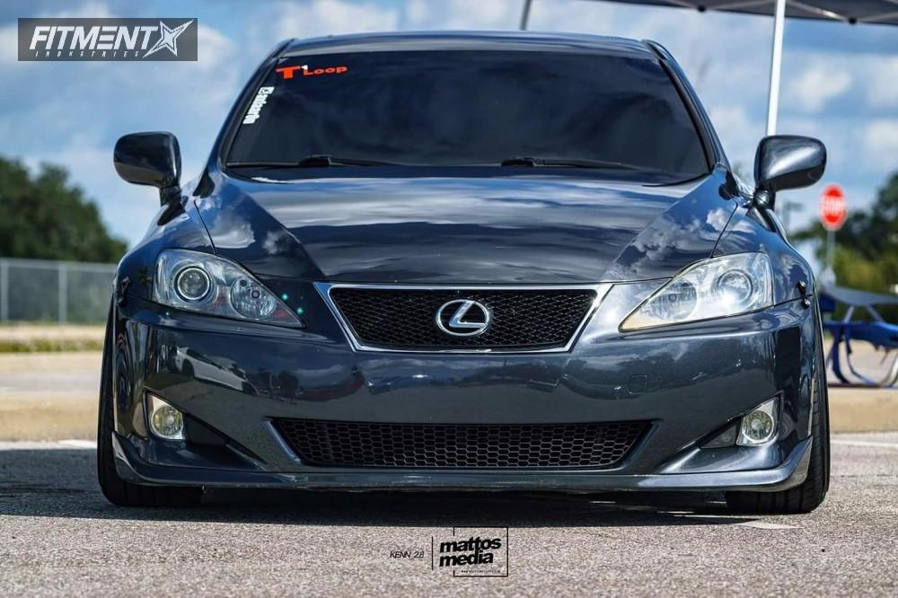 ... 2 2007 Is350 Lexus Bc Racing Coilovers Varrstoen Es2 Custom ...