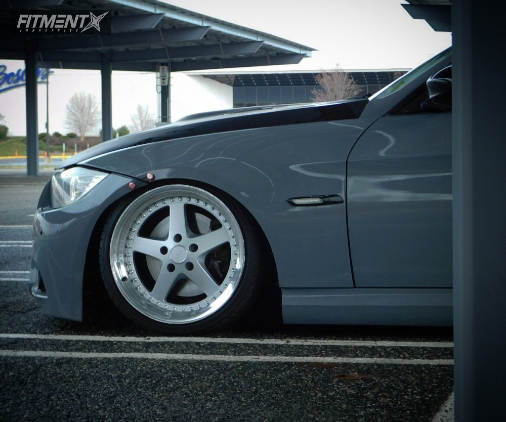 Bmw Xi Price: 2009 Bmw 328xi Esr Sr04 Air Lift Performance Air Suspension