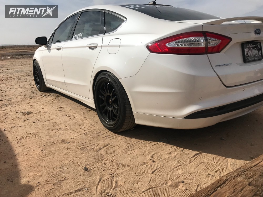 2013 Ford Fusion Cosmis Racing Xt 206r Hr Lowering Springs Fitment