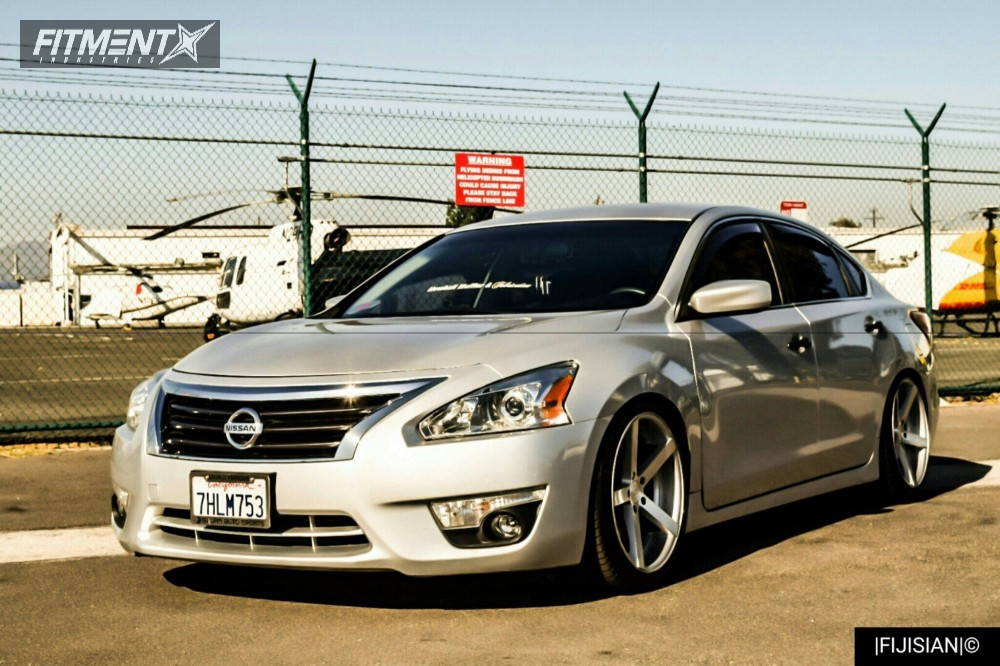 2013 Nissan Altima Rohana Rc22 Bc Racing Coilovers Fitment Industries