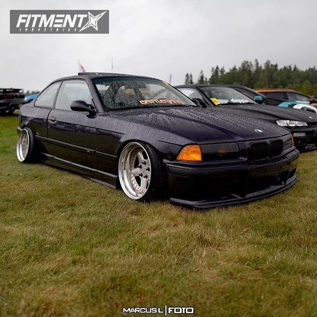 1993 Bmw M3 Oz Racing Ac Bc Racing Coilovers Fitment