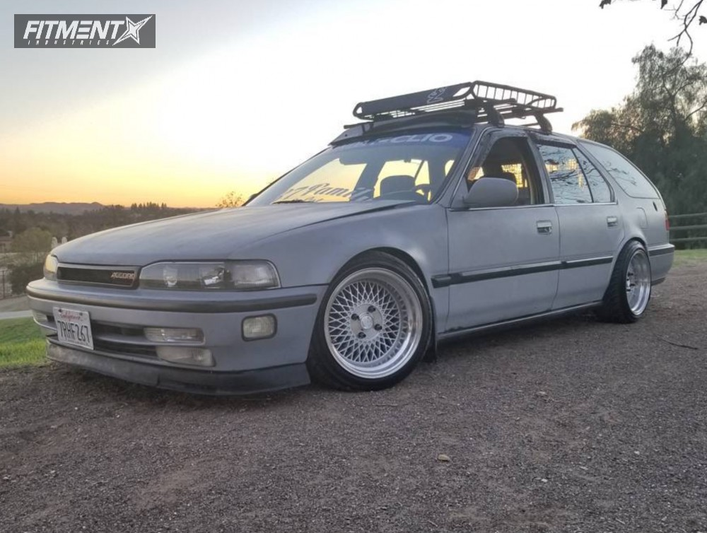 1992 accord coilovers