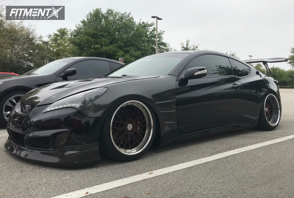 Lovely 1 2012 Genesis Coupe Hyundai Airrex Air Suspension Forged Specialties Other  Custom ...
