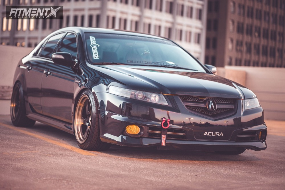 Acura Tl Varrstoen Mk Bc Racing Coilovers - Acura tl bc coilovers