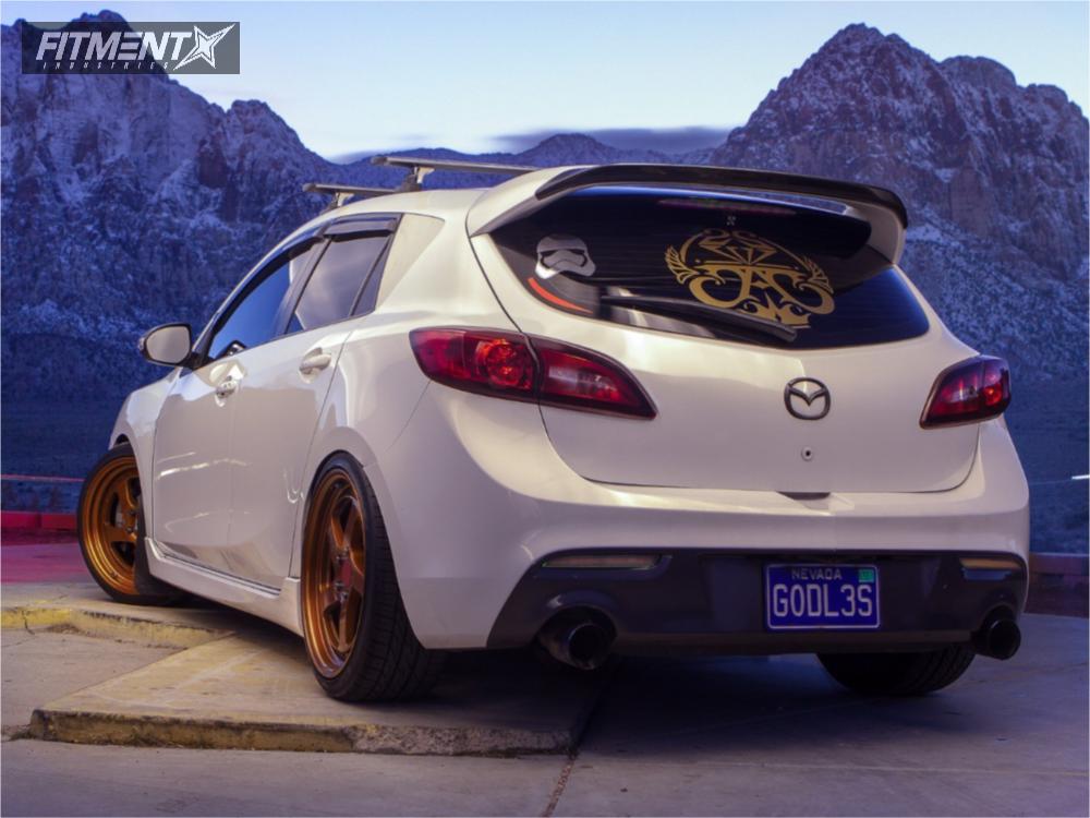 ... 1 2013 Mazdaspeed3 Mazda Air Lift Performance Air Suspension Esr Sr02  Custom ...