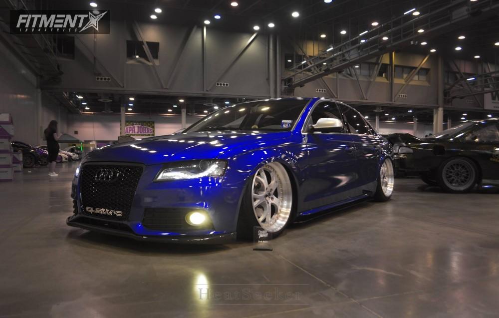 2010 Audi A4 Quattro Omni Concept Air Lift Performance Air Suspension