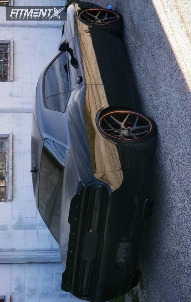 2 2016 Challenger Dodge Accuair Air Suspension Forgewheel Other Custom