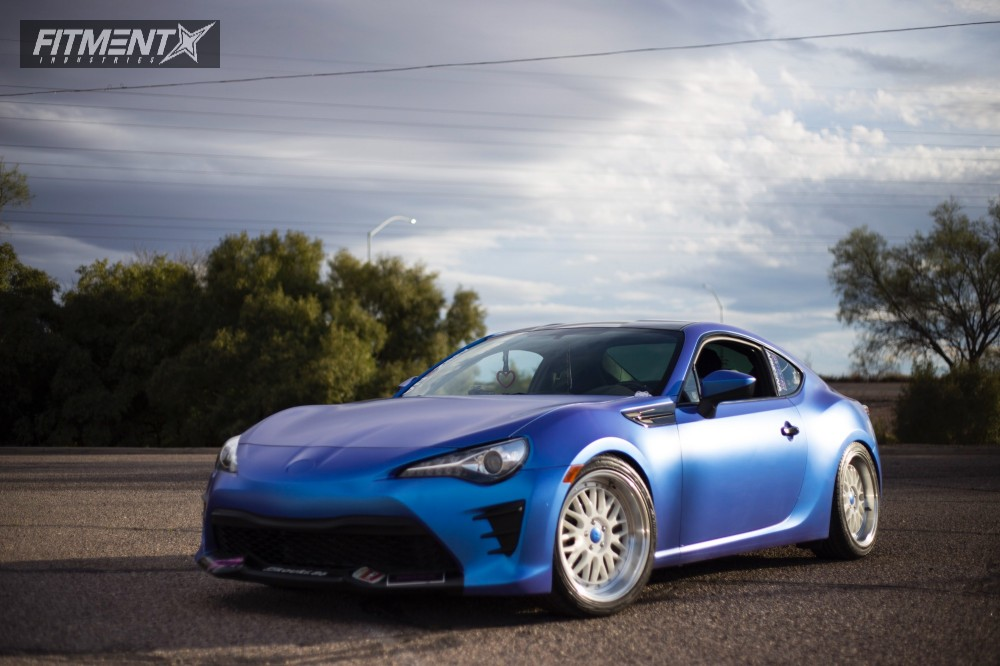 Buy Tires Online >> 2017 Toyota 86 Str 601 Tein Coilovers | Fitment Industries