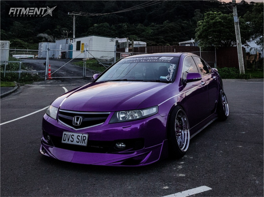 honda accord esm  bc racing coilovers fitment industries