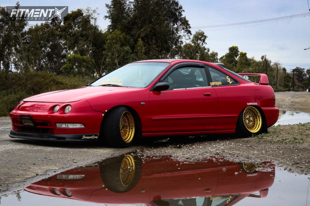 1997 acura integra jnc jnc045 function and form coilovers
