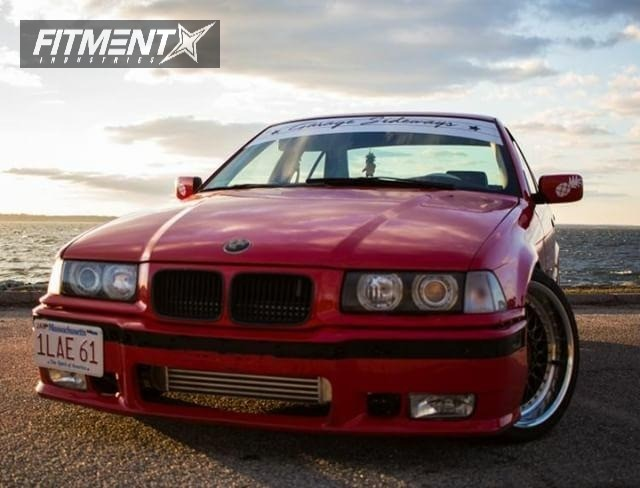 1994 Bmw 3 Series Bbs Rc090 Bc Racing Coilovers | Fitment