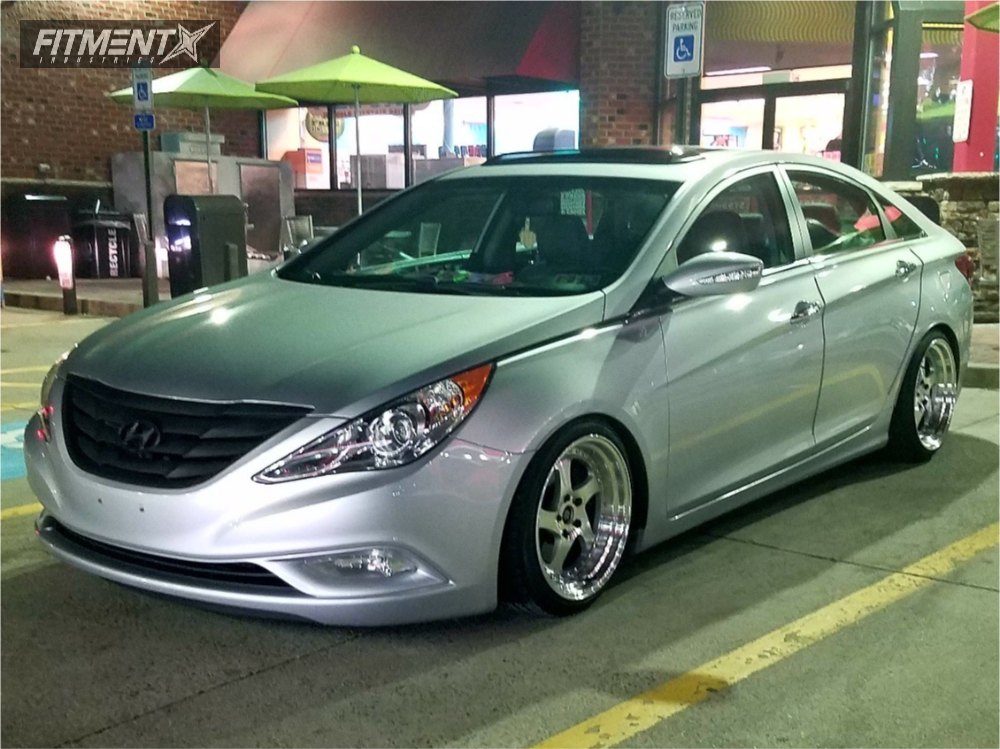 2013 Hyundai Sonata Esr Sr02 Bc Racing Coilovers Fitment