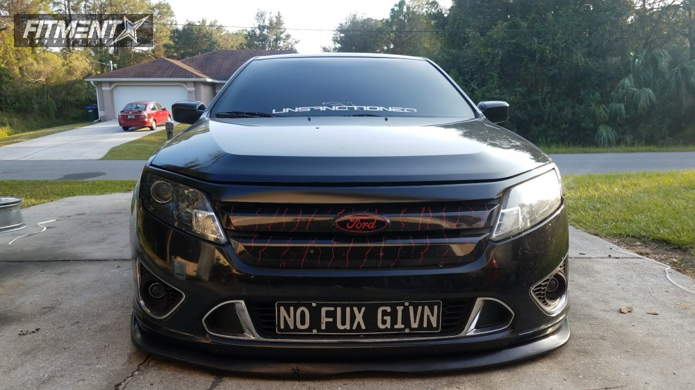 2 2010 Fusion Ford D2 Racing Air Suspension Ssr Gartmier Silver