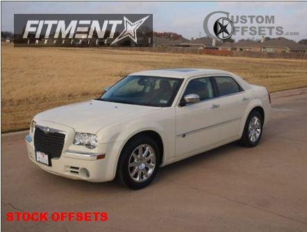 2010 300 Chrysler C Hemi 4dr Sedan 57l 8cyl 5a Aly98307u90 Aly98307u90 Chrome Tucked 0805 1