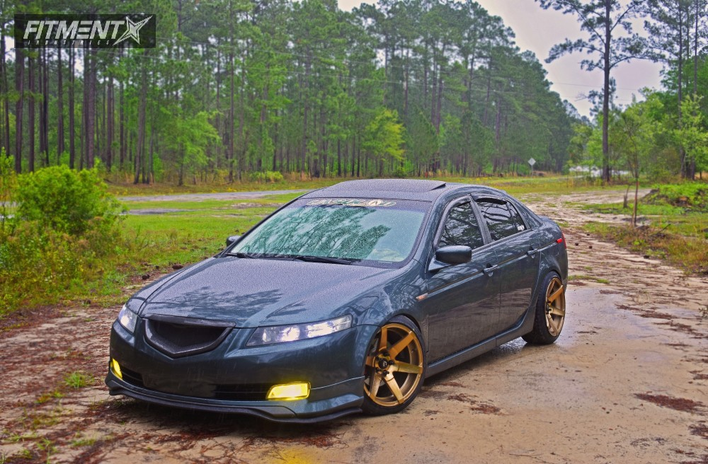 Acura Tl Cosmis Racing S Tein Coilovers - 2004 acura tl coilovers