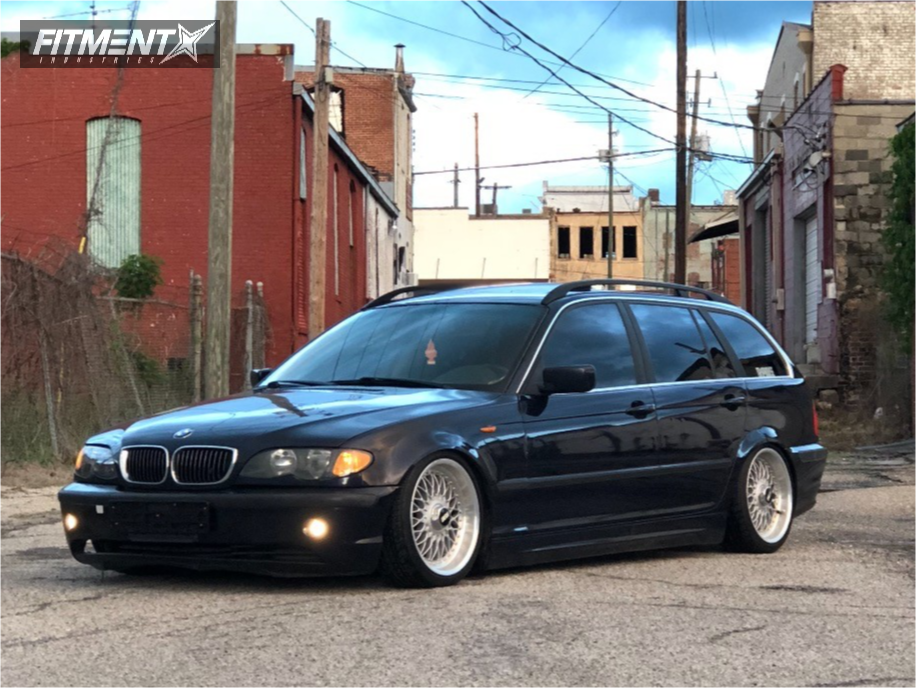 2002 Bmw 325i Bbs Rs Bc Racing Coilovers Fitment Industries