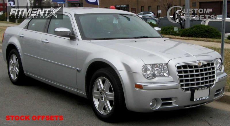 2009 300 Chrysler C Hemi 4dr Sedan 57l 8cyl 5a Stock Stock Silver Tucked 2006 1