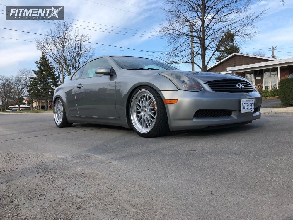 1 2003 G35 Infiniti Tein Coilovers Esm Other Silver