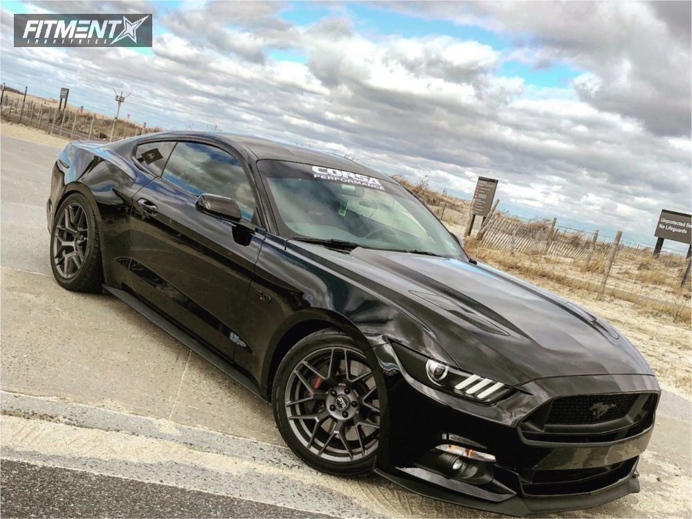 2015 Ford Mustang Rtr 002 Dually Eibach Lowering Springs | Fitment