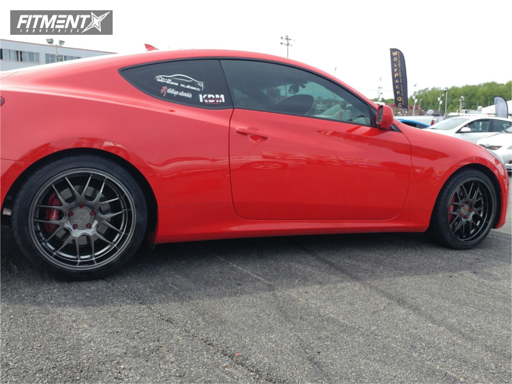 2016 Hyundai Genesis Coupe Xxr 530d Stock Stock Fitment