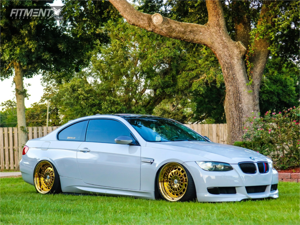 2010 Bmw 335i Esm 015 Air Lift Performance Air Suspension