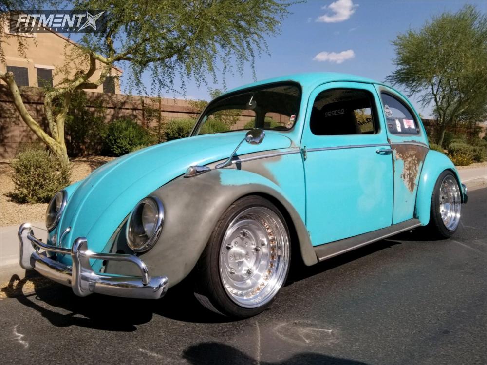 1 1958 Beetle Volkswagen Sway A Way Lowering Springs Limebug Gt35 Custom