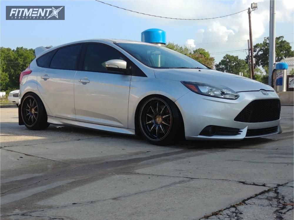 2014 Ford Focus | XXR 527d
