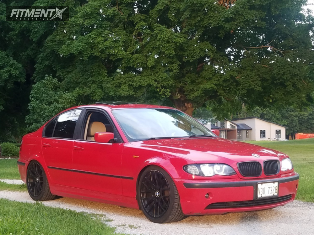 2002 Bmw 325i Avant Garde M359 Bc Racing Coilovers