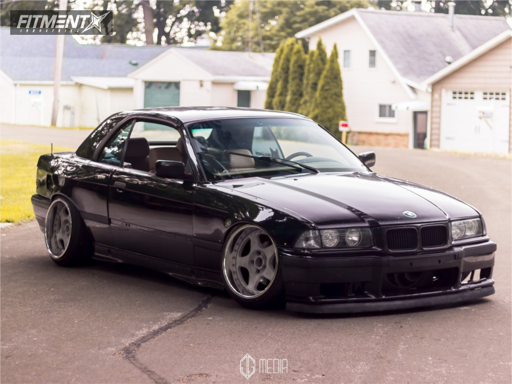 1997 Bmw 328i Ssr Koenig Broadway Static Coilovers