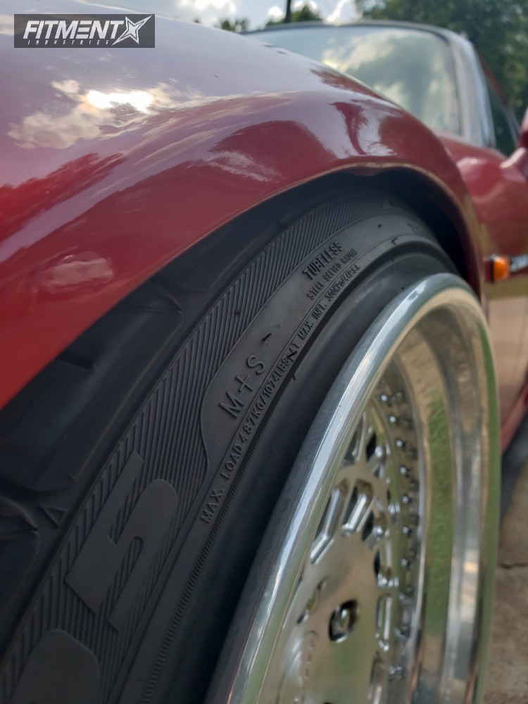 2000 Honda S2000 Watercooledind Lp1 Bc Racing | Fitment