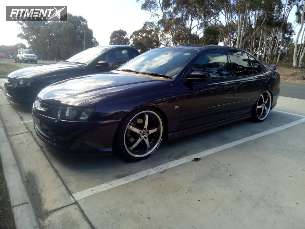 2003 Holden Commodore King Korrupt King Spring Super Low