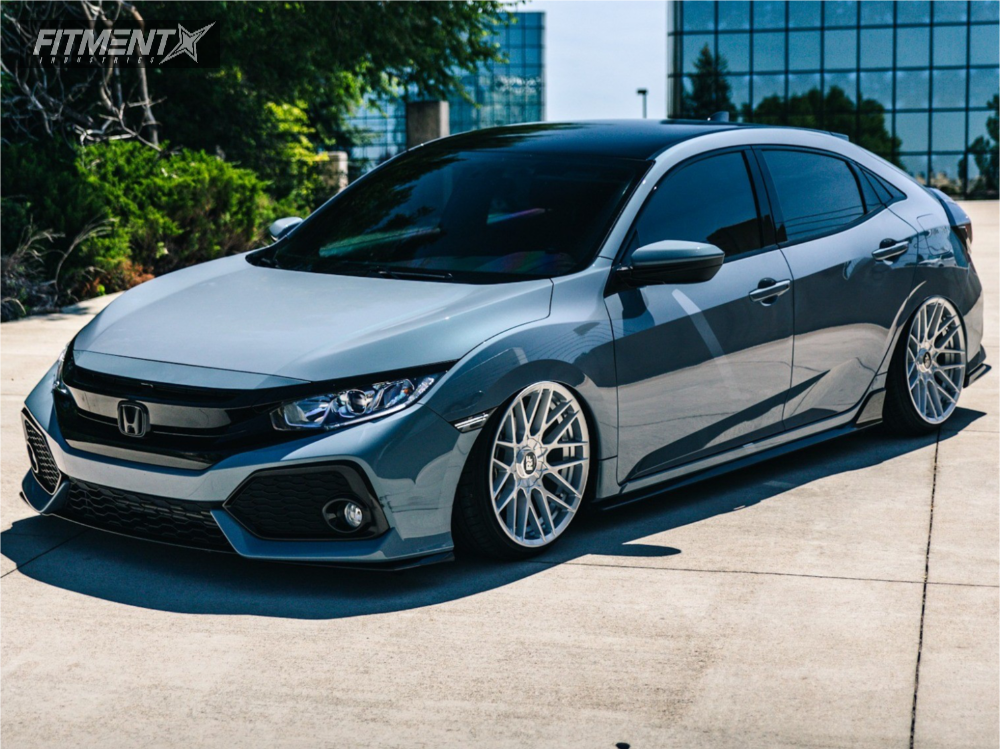 10Th Gen Civic >> 2017 Honda Civic Rotiform Rse Air Lift Performance Air Suspension Fitment Industries
