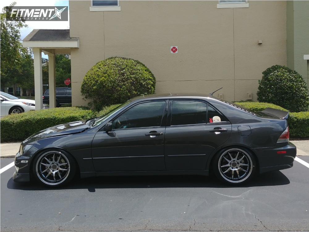 15 2003 Is300 Lexus Bc Racing Coilovers Aodhan Ds02 Gunmetal
