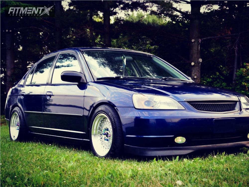 1 2003 Civic Honda Yonaka Motorsports Coi Jnc Jnc031 Machined